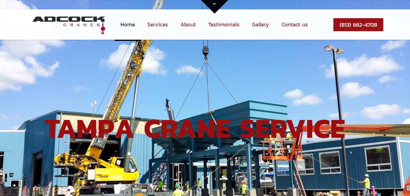 Tampa Cranes